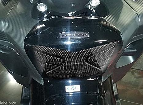 2 ADESIVI RESINATI 3D SCRITTA INTEGRA compatibile per SCOOTER MOTO HONDA 700-750