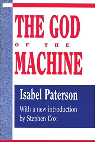Image result for The God of Machine book isabel paterson
