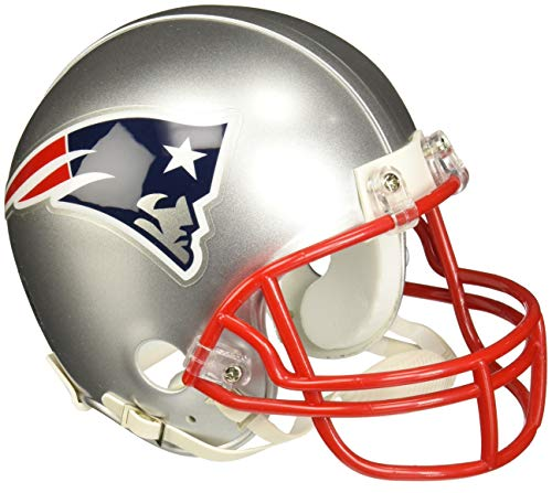 - NFL New England Patriots Replica Mini Football Helmet