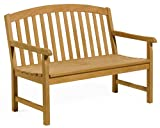 Oxford Garden Chadwick 4-Foot Shorea Bench Review