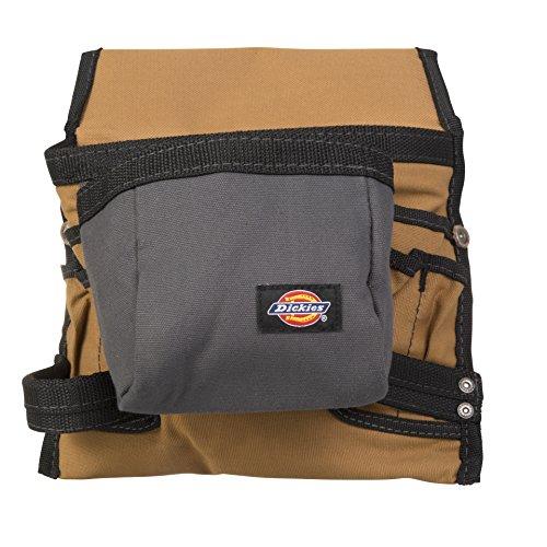 Dickies Work Gear 57021 Grey/Tan 8-Pocket Pouch 8 Pocket Heavy Duty Work