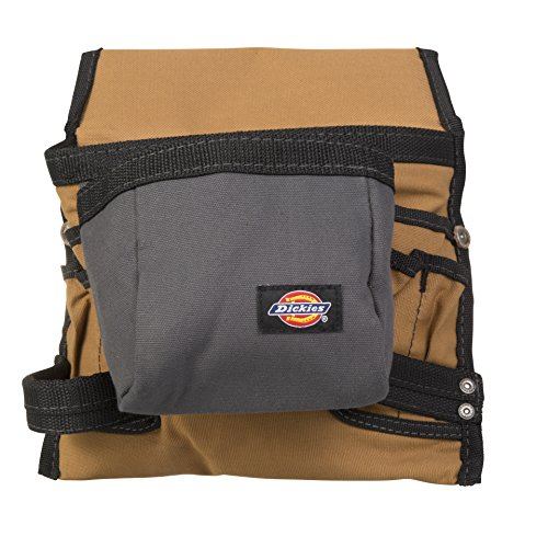 Dickies Work Gear 57021 Grey/Tan 8-Pocket Pouch by Dickies Work Gear