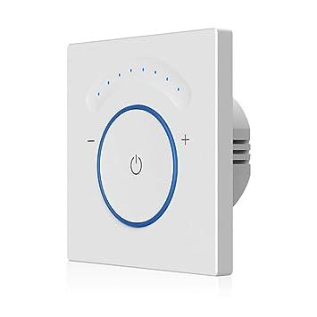 Gut gemocht TEEKAR Smart Dimmer Schalter Kompatibel Mit Alexa/Google Home HM84