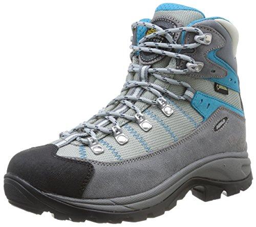 Femme Gris Pavone Randonnée Gv Blue de Donkey Tige Chaussures Haute Revert Asolo ML w86yFWHq