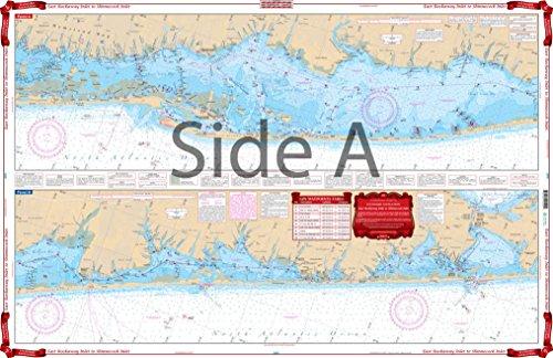 Waterproof Charts, Standard Navigation, 59 East Rockaway Inlet to Shinnecock Inlet