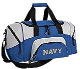 SMALL Naval Academy Travel Bag USNA Navy Gym Workout Bag