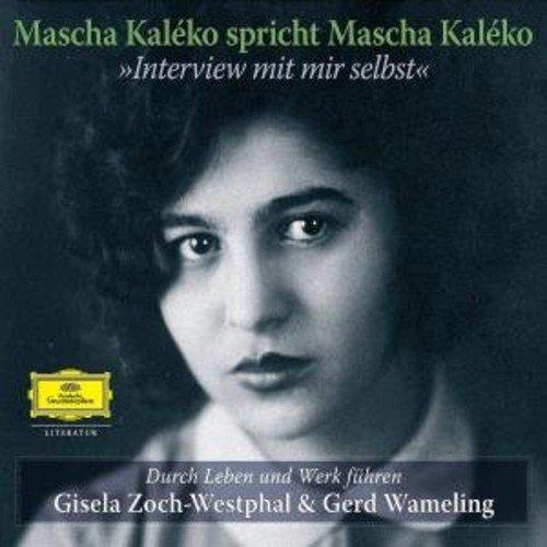 Gisela Zoch Westphal Mascha Kaleko Interview Mit Amazon