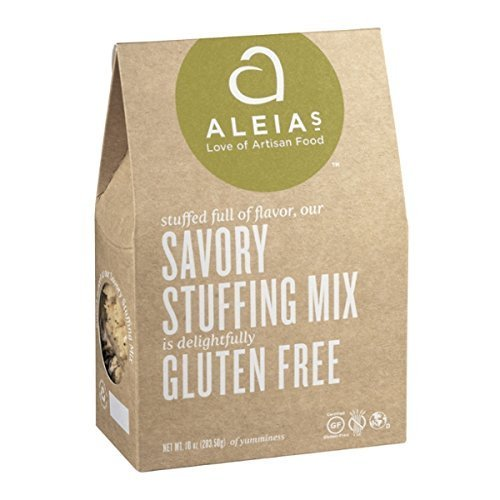 Aleia's Gluten Free Savory Stuffing - 5 Pack by Aleias