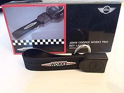 Llavero John Cooper, auténtico y original Mini