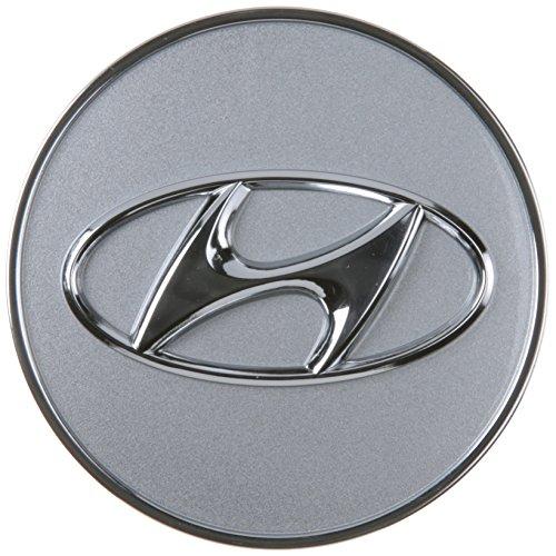 Genuine Hyundai 52960-2S250 Wheel Hub Cap Assembly, Aluminum