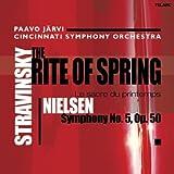 Stravinsky: The Rite of Spring / Nielsen: Symphony No. 5