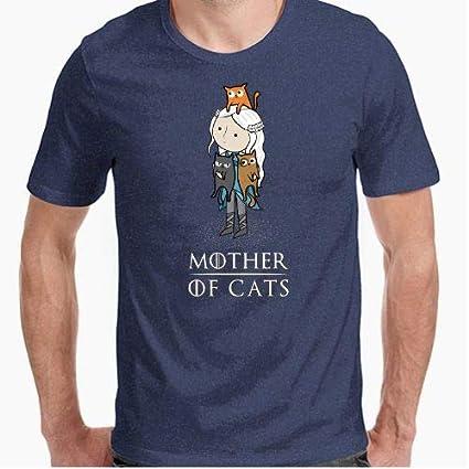 Camiseta - diseño Original - Mother of Cats - Madre de Gatos ...