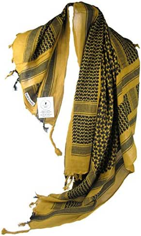 Keffiyeh Desert Shemagh 180 Mil CLOSING OUT SALE!