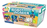 robots building - Kids First Robot Engineer Kit and Storybook