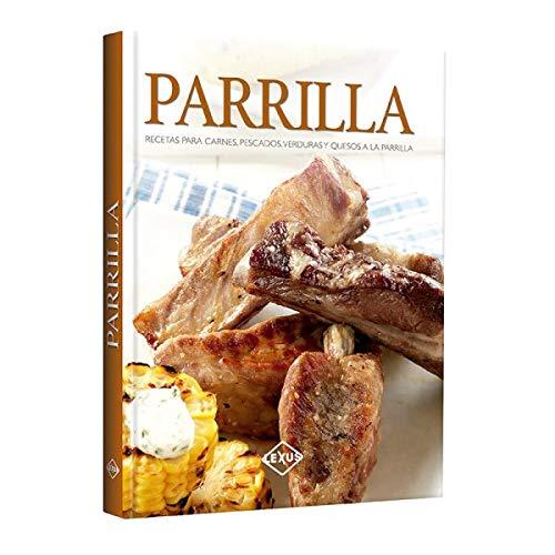 PARRILLA. RECETAS PARA CARNES PESCADOS VERDURAS / PD ...