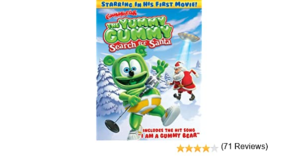 Amazon.com: Yummy Gummy Search For Santa: The Movie: Gummibar, Kala, Vam Piro, Harry: Amazon Digital Services LLC