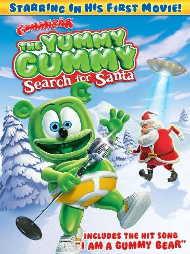 Yummy Gummy Search For Santa: The Movie Yummy Gummy Bear