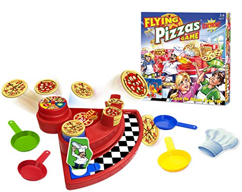 Flying Pizzas Family Fun Game: Exciting Catching Game for Family Game Night, 4+]()
