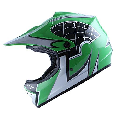 WOW Youth Kids Motocross BMX MX ATV Dirt Bike Helm…