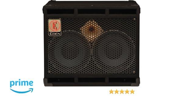 Amazon.com: Eden USM-D210XLT8-U David Series XLT Bass Cabinet: Musical Instruments