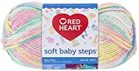 Red Heart Soft Baby Steps Yarn