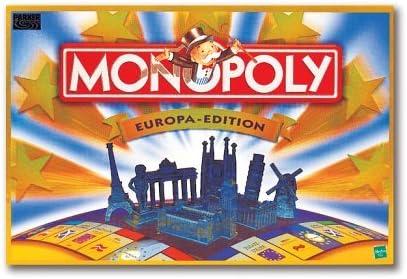 Monopoly Europa: Amazon.es: Juguetes y juegos