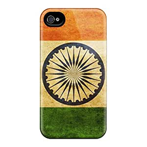 Premium India Flag Heavy-duty Protection Cases For Iphone 6