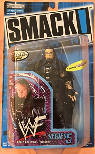 WWF Smackdown Series 5 Undertaker With Limited Edition Unforgiven -