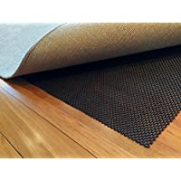 Rug Pad Non Slip. Stop Slipping with this Large Premium 6x9 Mat made from a New Foam giving Superior Grip to Reduce Rug Skidding on Hard Floors. Provides Nonslip & Padding which Felt Pads Dont