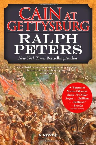 Image of Cain at Gettysburg: A Novel (The Battle Hymn Cycle)