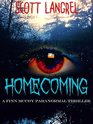 Homecoming Finn McCoy Paranormal Thriller ebook product image