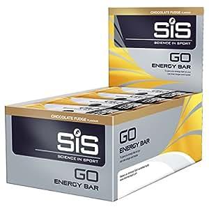 Minibarra energética GO de Science In Sport - Dulce de chocolate, 40