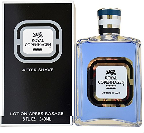 Royal Copenhagen Aftershave Lotion 8 oz (Pack of 2)
