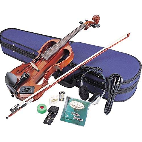 Hallstatt Ev-30/nbr Set of 10 Electric Violin by Hallstatt