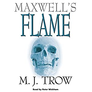 Maxwell's Flame Audiobook