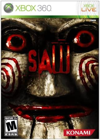 Saw Video Game Ps3