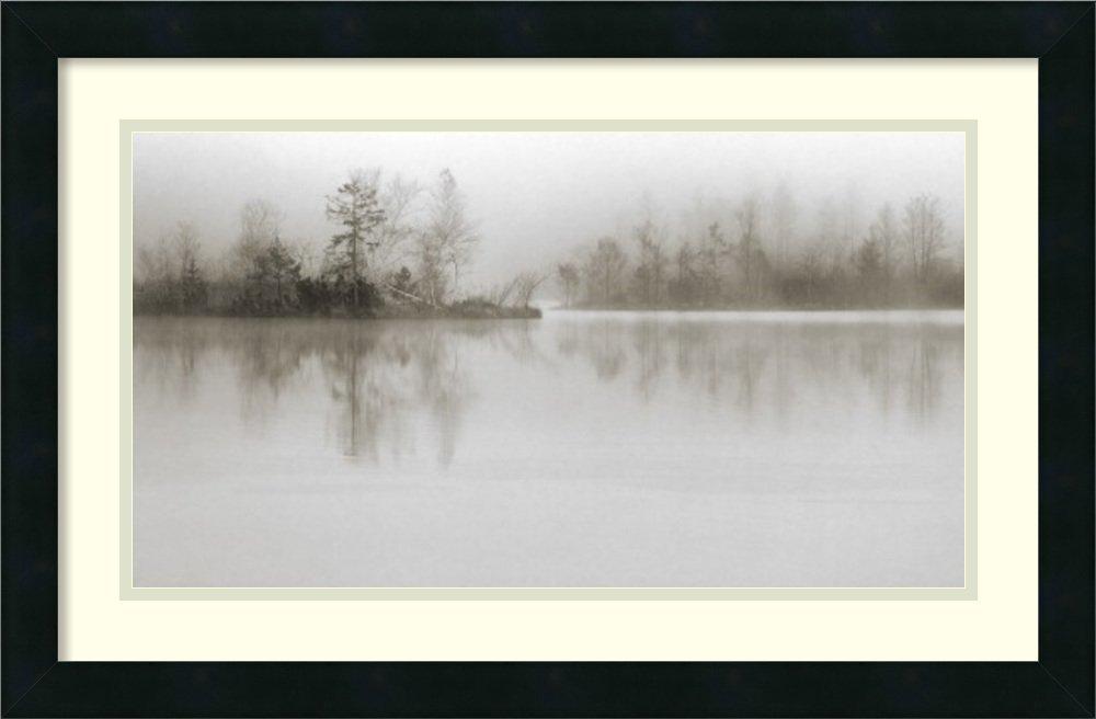 Framed Art Print 'Dissolution' by Henrik Spranz
