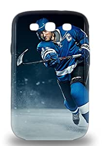 New Snap On Galaxy Skin 3D PC Case Cover Compatible With Galaxy S3 NHL Tampa Bay Lightning Steven Stamkos #91 ( Custom Picture iPhone 6, iPhone 6 PLUS, iPhone 5, iPhone 5S, iPhone 5C, iPhone 4, iPhone 4S,Galaxy S6,Galaxy S5,Galaxy S4,Galaxy S3,Note 3,iPad Mini-Mini 2,iPad Air )