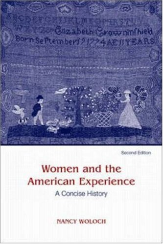 Women and the American Experience: A Concise History