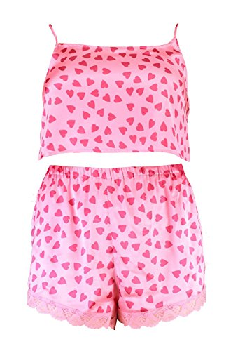 Heart Cami Set - 2