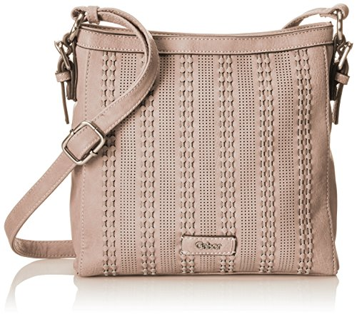 Gabor Women's Milena Cross-Body Bag Grey (Taupe 21)