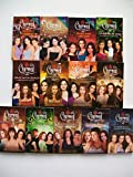 Charmed (13 Set) Gypsy Enchantment...Garden of Evil...Luck Be a Lady...Picture Perfect; House of Shards
