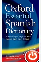 Oxford Essential Spanish Dictionary Paperback