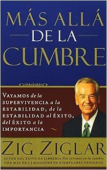 Book Más Allá De La Cumbre by Ziglar, Zig (1995)