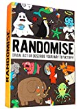 Randomise Party Game: Draw, Act or Describe Your Way to Victory!