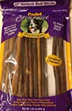 Cadet Gourmet Bully Sticks 12 Pack (Pack of 2)