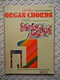 img - for Mel Bay's Deluxe Encyclopedia of Organ Chords (A Complete Study of Chords and How to Use Them) book / textbook / text book