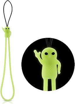 Blue Bug Gifts Porte-Cl/és 3D Chat