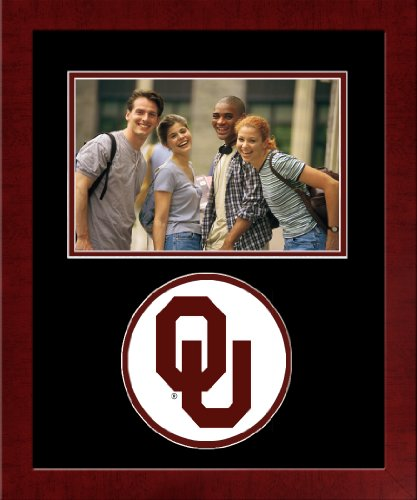 - Campus Images NCAA Oklahoma Sooners University Spirit Photo Frame (Horizontal)