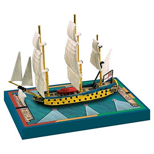 Sails of Glory: HMS Leopard 1790 / HMS Isis 1774